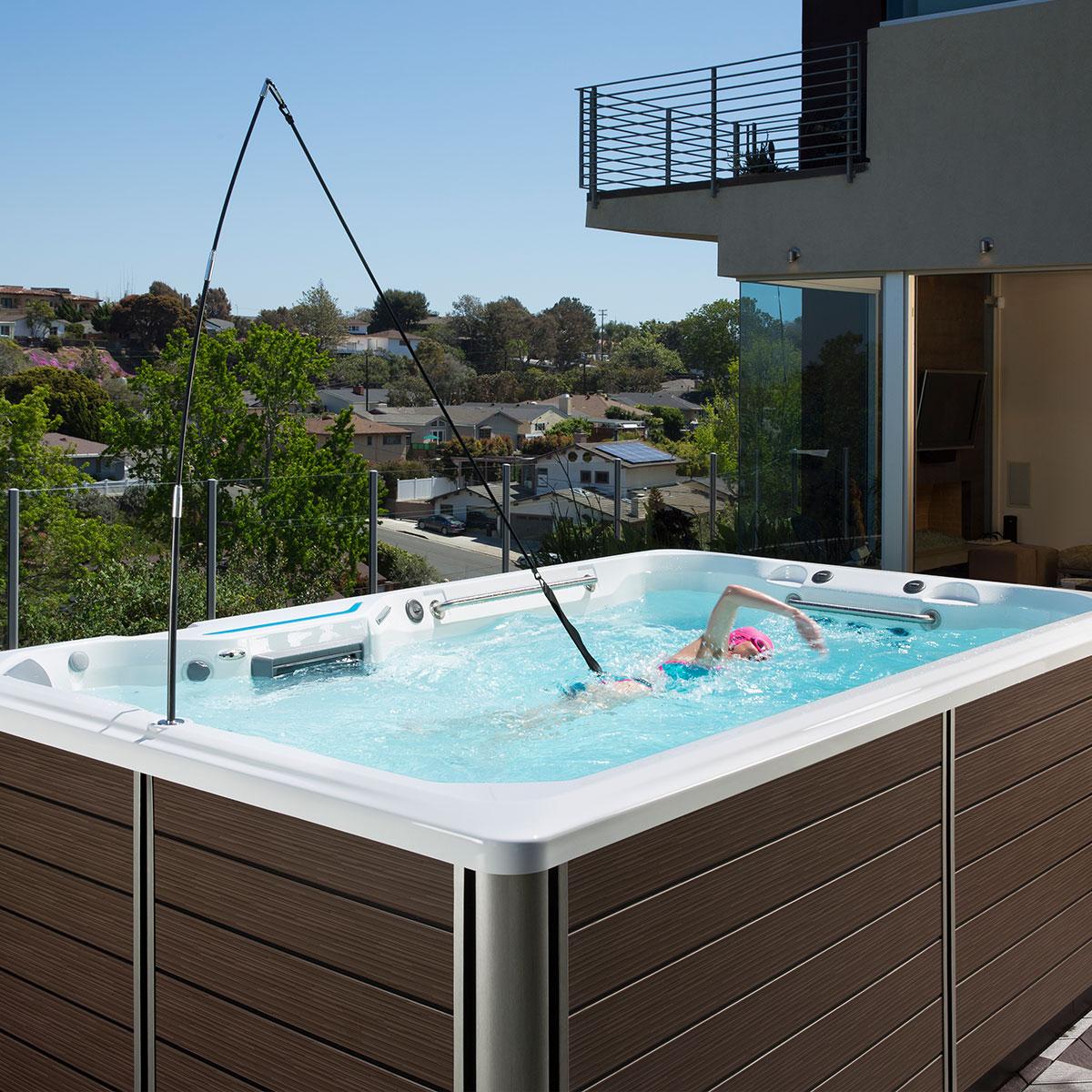 Swim Tether Allen Pools Amp Spas