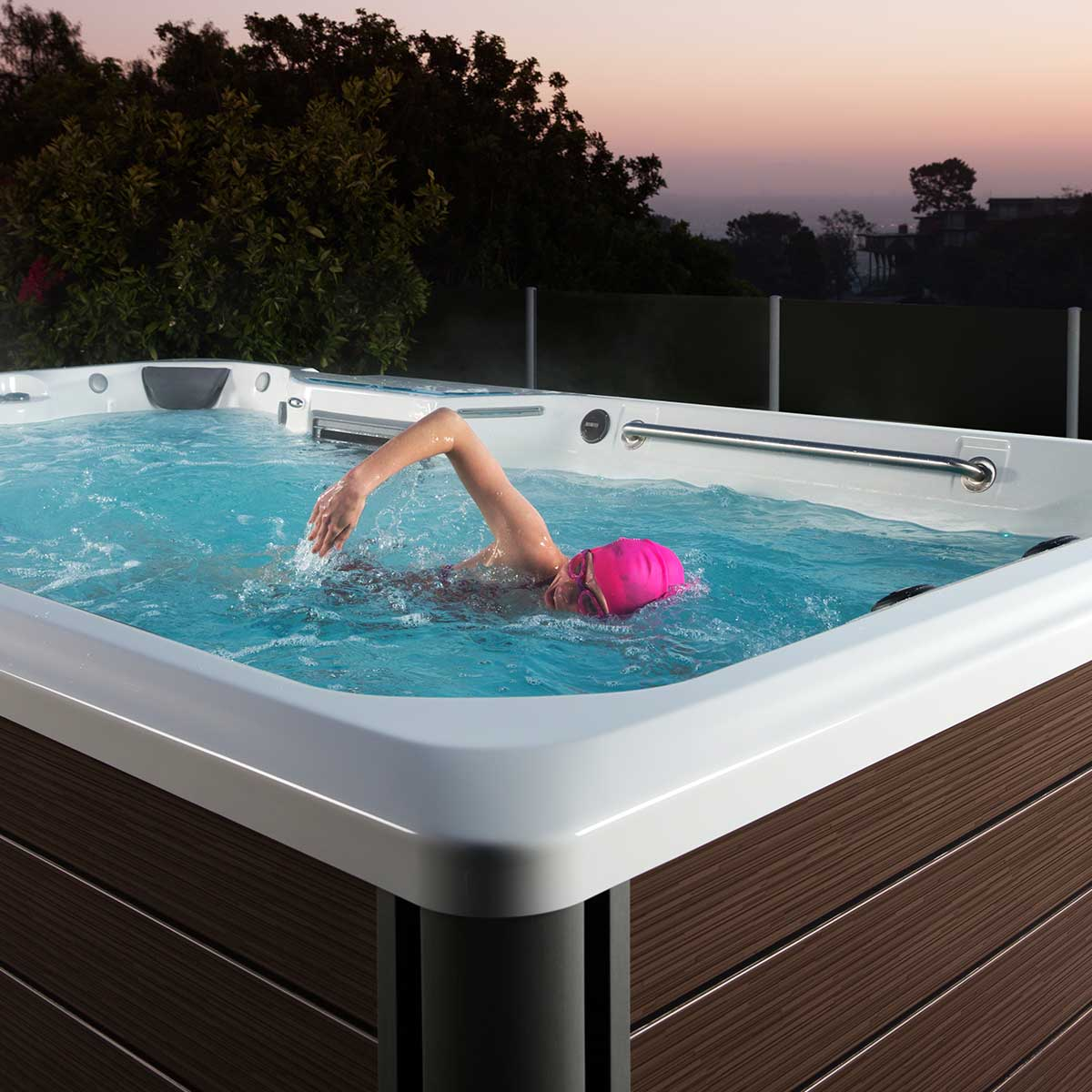 X500 SwimCross™ Exercise Systems - Allen Pools & Spas