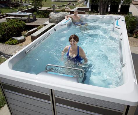 Allen Pools Amp Spas Pools Hot Tubs Swim Spas Saunas