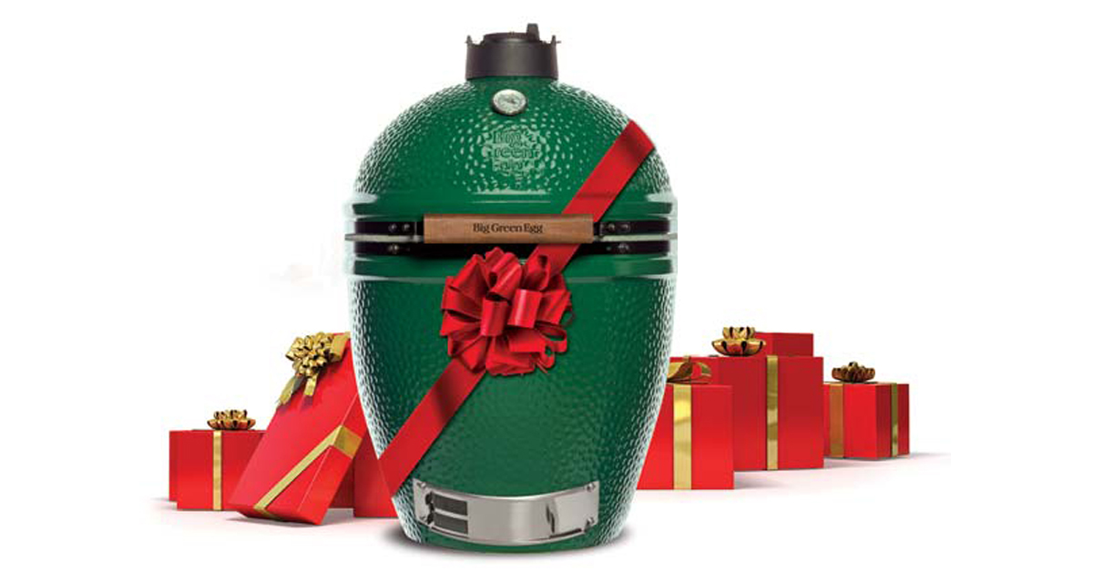 The Year End Big Green Egg Clearance Sale – When They're Gone, They're Gone!
