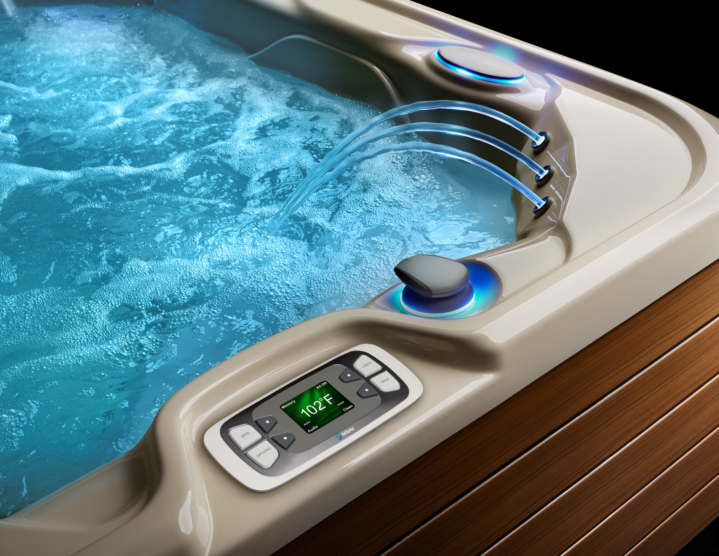 Hot Tub Trade-Ins - Allen Pools & Spas