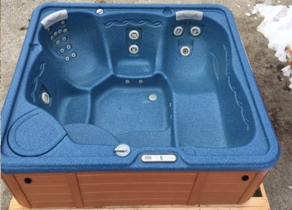 used hot tub sale