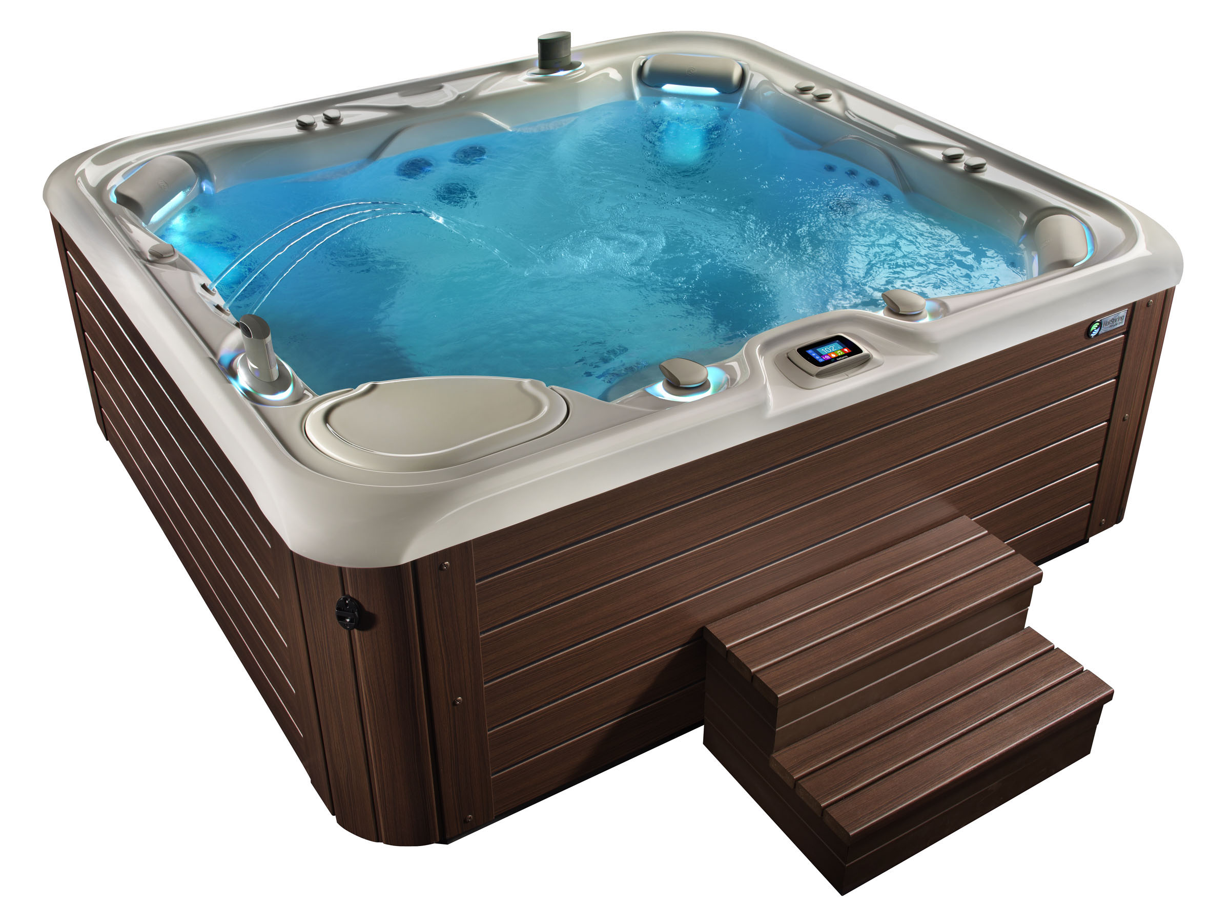 Aria | In the Highlife Series of Hot Tubs by Hot Spring