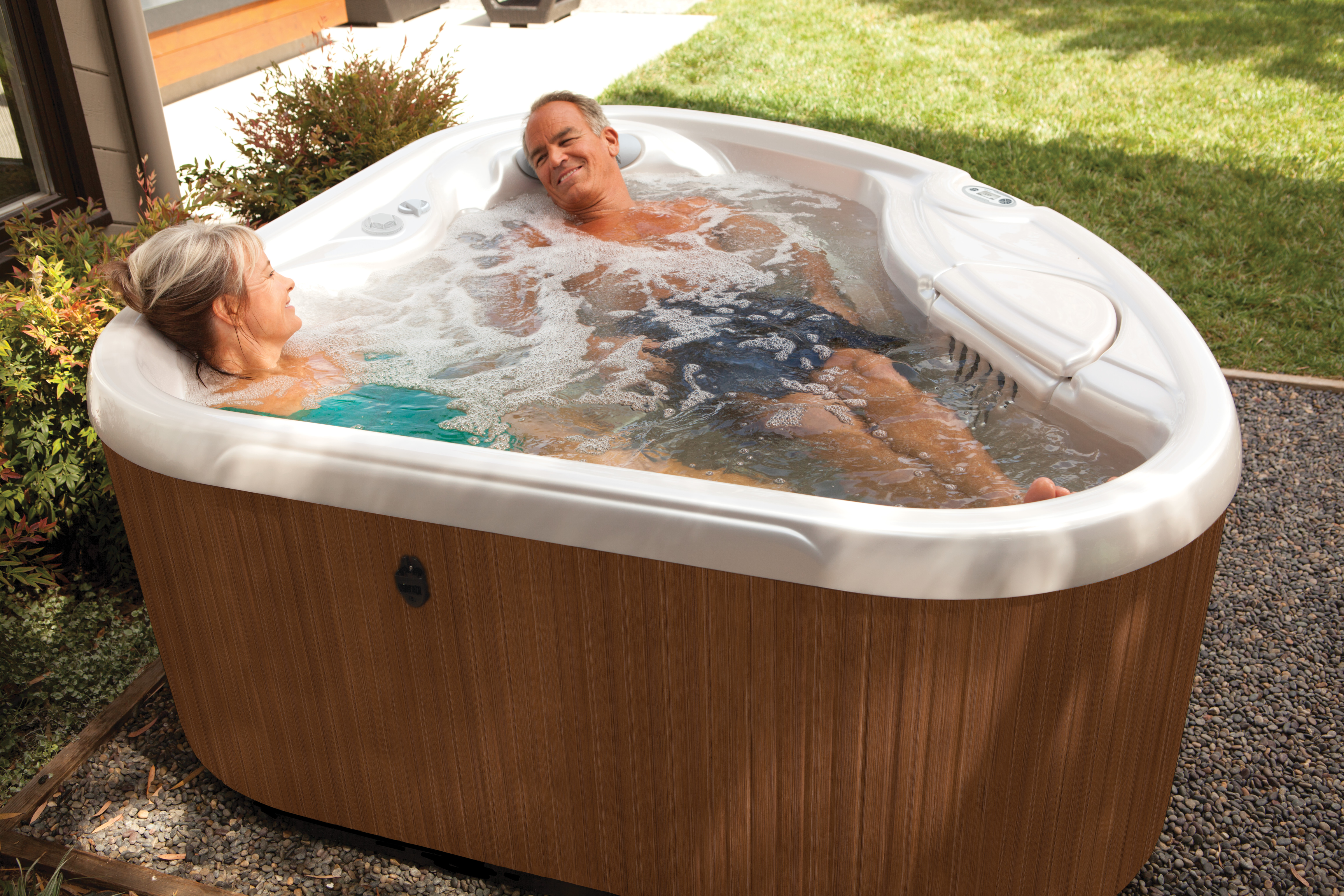 how often to use a hot tub